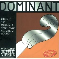 Thomastik Saiten für Violine Dominant Nylonkern E Alu. Violinsaiten