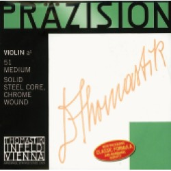 Thomastik Präzision Violinsaite E 4/4 (Kugel/Chrom) - weich