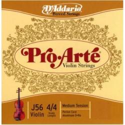 D'Addario Pro Arte Violinsaite E 4/4 (Kugel/Stahl) - mittel