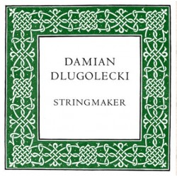 Dlugolecki Violine Darmsaite E2 11 3/4 (doppelte Länge)