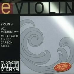 Thomastik Wiener Melange Violinsaite E 4/4 (Kugel/Schlinge) - mittel
