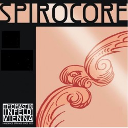 Thomastik Spirocore Violinsaite D 4/4 (Alu) - weich