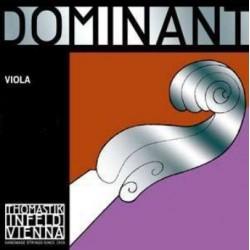 Thomastik Dominant Vioalsaite C 4/4 (Silber) - hart