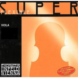Thomastik Superflexible Violasaite G (Chrom) - mittel