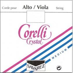 Corelli Crystal Violasaite G (Silber) - mittel