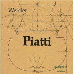 Piatti Cellosaite C 4/4 (Chrom) - mittel