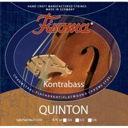 Fisoma Quinton Basssaiten SATZ 3/4 (Orch.) - mittel