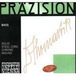 Thomastik Präzision Kontrabasssaite Fis 4/4 (Solo) - mittel