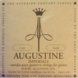 Augustine Imperial/Gold Konzertgitarrensaiten - high&low Tension