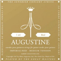 Augustine Imperial/Red Konzertgitarrensaiten - medium Tension