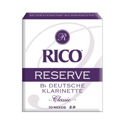 D'ADDARIO RESERVE Classic Bb-Klarinette 2,0