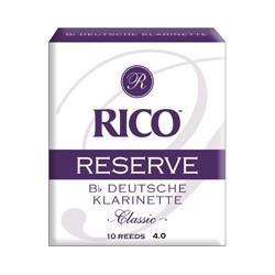 D'ADDARIO RESERVE Classic Bb-Klarinette 4,0