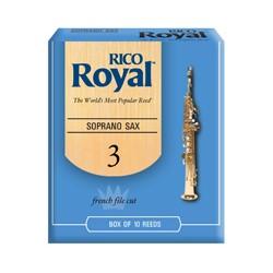 D'ADDARIO ROYAL Sopransaxophon 3,0