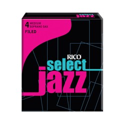 D'ADDARIO SELECT JAZZ FILED Sopransaxophon 4M