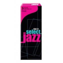 D'ADDARIO SELECT JAZZ FILED Baritonsaxophon 3M