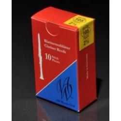 AW-Reeds 105-Classic für Bb-Klarinette 2 1/2 (dt. Schnitt)