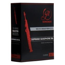 GONZALEZ Classic Sopransaxophon 2