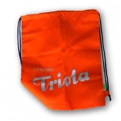 Triola Tragetasche/ Rucksack orange