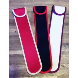 Blockflötentasche Sopran, diverse Farben