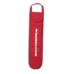 Mapac: Blockflötentasche Sopran, rot