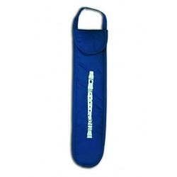 Mapac: Blockflötentasche Sopran, dunkelblau