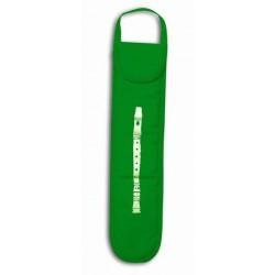Mapac: Blockflötentasche Sopran, grün