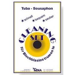 REKA Wischerset Tuba/Sousaphone/Helikon