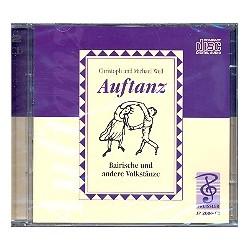 Auftanz : 2 CD's