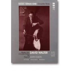Music for double bass and piano (+CD)