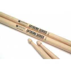 ROHEMA Drumsticks Extrem-Serie 5AX, Hickory, lackiert