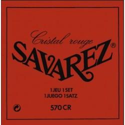 Savarez 570CR Alliance Cristal Konzertgitarrensaiten