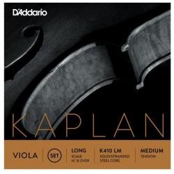 D'ADDARIO Kaplan Violasaiten SATZ - medium long