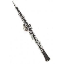 Anstecknadel Oboe