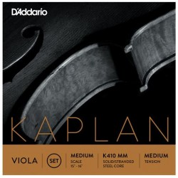 D'ADDARIO Kaplan Violasaite G - medium medium