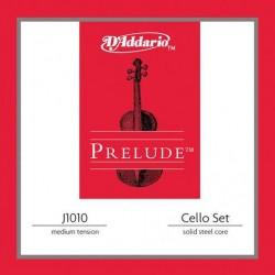 D'Addario Prelude Cellosaite A 1/2 - mittel