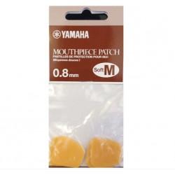 YAMAHA Bissplättchen soft M (0,8 mm)