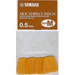YAMAHA Bissplättchen soft M (0,5 mm)