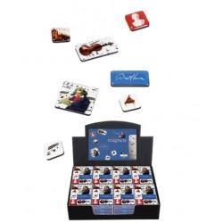 Magnetset Beethoven (Box mit 7 Stück)