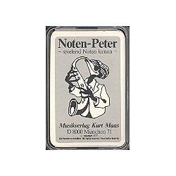 Noten-Peter : Kartenspiel zum Noten-Lernen