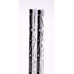 Bleistift Fagott mit Kristall (1 Stück)