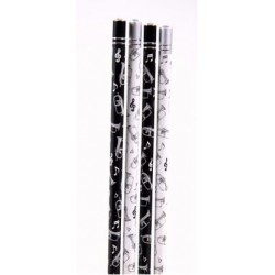Bleistift Flügelhorn mit Kristall (1 Stück)