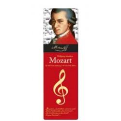 Lesezeichen Mozart