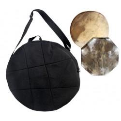 Terre Tasche Shamandrum 40cm, schwarz