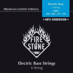 Fire&Stone Electric Bass Saiten .040-.095