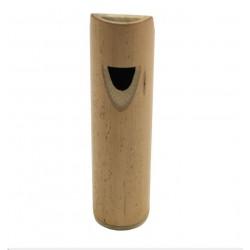DAN MOI Uhu Eintonflöte mit warmen Klang aus Bambus