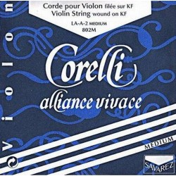 Corelli Alliance Vivace E-Saite, Stahl, Kugel