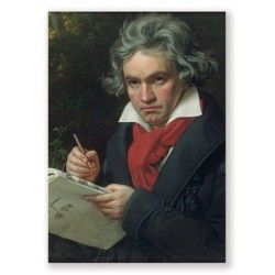Postkarte Beethoven (Set mit 10 Stk)