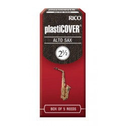 D'ADDARIO PLASTICOVER Altsaxophon 2,5, Blätter einzeln