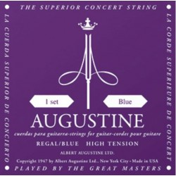 Augustine Regal/Blue Konzertgitarrensaiten - high Tension