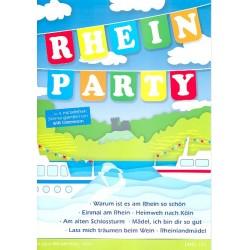Rhein-Party : für Gesang/Klavier/Gitarre